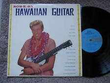 "ROB-E G.'s HAWAIIAN GUITAR VINYL LP 12"" RECORD"