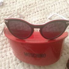 BNWT Moschino designer cats eye sunglasses