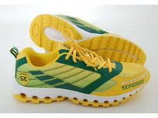 SNEAKERS SHOES STRADALLI CYCLING RUNNING CROSS TRAINING GYM SPORT GREEN YELLOW