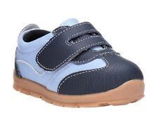 Toddler Baby boys handsome leather shoes Soft Soles Size 6-10 M US Toddler