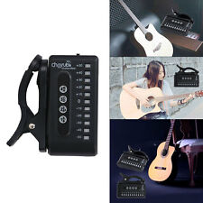 Guitar Tuner Ukulele Bass Clip on Electronic Digital Chromatic Tuner Hot Mini