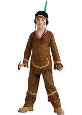 Child Boy Native American Costume by Rubies 884599