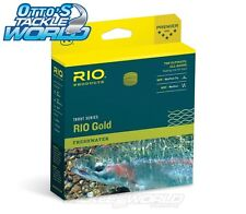 RIO Gold Fly Fishing Line in Moss Gold BRAND NEW at Otto's Tackle World
