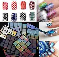 23 Design DIY Stencil Nail Art Image Stamp Stamping Plate Manicure Template Tool