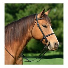 SMALL PONY  Size  PICNIC/HALTER BRIDLE & REINS made from LEATHER
