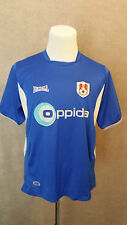 rare MILLWALL Home Football Shirt 2006-07 Size: L VERY GOOD Condition