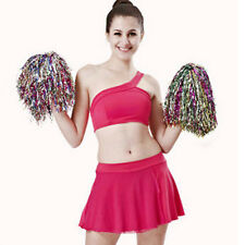 Newest Pom Poms Cheerleader Cheerleading Cheer Poms Pom Dance Party Decors Hot
