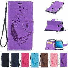 Flip Leather Wallet Cards Holder Stand Case Cover For Huawei Ascend P9 Lite/Y625
