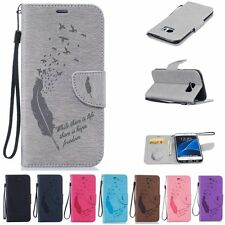 Flip Leather Wallet Cards Holder Stand Case Cover For For Samsung Galaxy Note 7