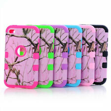 DELUXE 3PIECE HARD SKIN COVER CASE FOR IPOD TOUCH 4 5 G TH GEN +PROTECTOR+STYLUS