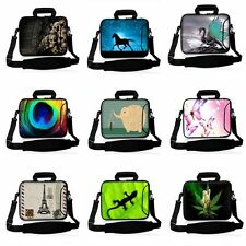 "Many Designs Universal Shoulder Bag Case Pouch For 16"" 17"" 17.3"" 17.4"" Laptop PC"