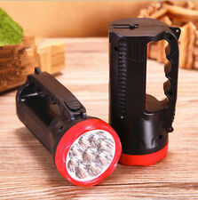 Hot LED Police Tactical 1000mAH Flashlight Torch Handheld LED Rechargeable
