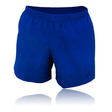 Adidas Supernova 5 Inch Mens Blue Climalite Running Shorts Pants Bottoms