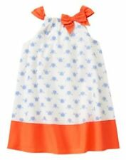 NWT Gymboree Cute on the coast SZ 18-24mo Crab dress  toddler girl