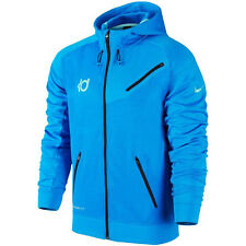 NWT $90 MEN'S M & 2XL NIKE KD 7 DURANT HERO PREMIUM FULL ZIP BASKETBALL HOODIE