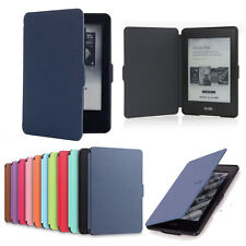 Slim Leather Smart Magnetic Case Cover Protective For Amazon Kindle Paperwhite