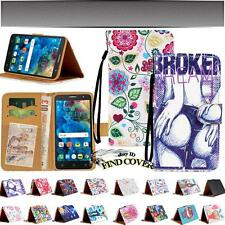 For Alcatel Pix/POP/idol SmartPhones Flip Stand Card Wallet Leather Cover Case