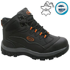 MENS LEE COOPER WATERPROOF SAFETY WORK BOOTS STEEL TOE CAP SHOES TRAINERS HIKER