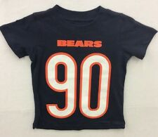 NFL Team Apparel Chicago Bears Julius Peppers # 90  T-shirt Toddler Sizes 2T 3T