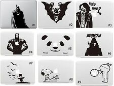 "Macbook Sticker Skin for Macbook Laptop Pro Air 11'' 13"" 15'' Decal Skin Cover"