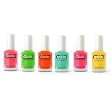 Color Club Nail Polish Poptastic Neon Colors 2015 Summer Hot Full Collection