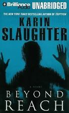 Grant County: Beyond Reach 6 by Karin Slaughter (2007, CD, Unabridged)