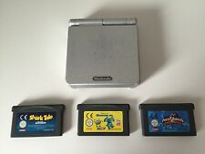 RARE Official Gameboy Advance SP + GAMES PAL UK CONSOLE BUNDLE