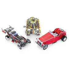 Make Your Own Slot Together Clockwork Vehicle [4 Designs to choose from] - NEW