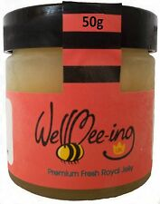 100% Pure Fresh Royal Jelly-Fastest and Most Effective Royal Jelly in the World!
