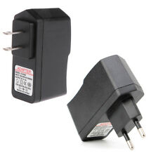 AC 100-240V DC 5V 2A 10W US/EU Plug USB Switching Power Supply Adapter Charger