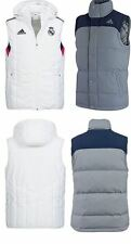 Adidas Real Mens Gilet Football Training Tank Top Sleevless Gilet Gift Present