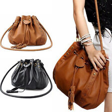 Women Handbag Shoulder Bag Tote Purse Fashion Leather Lady Messenger Hobo Bags