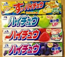Hi-chew, Hi Chew, Japan, Candy, Suppai-chew, Grape, Strawberry, Green Apple