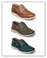 Florsheim Mens Shoes Lakeside OX Leather Casual Shoes NEW