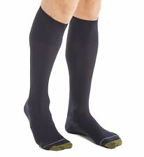 Gold Toe 101H Metropolitan Over The Calf Dress Socks - 3 Pack