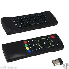 Newest 2.4G Wireless Remote Control Keyboard Air Mouse For XBMC Android TV Box