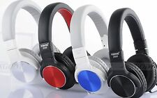 40mm Speaker 3.5mm with Mic Headphone Rotatable Stereo Headset for iPhone MP3/4
