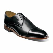 Stacy Adams Mens Madison II Cap Toe Cap Toe Oxford (00071)