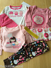 NWT Gymboree Girls Gymmies Cotton Pajamas PJs Set SZ 12 18 M 4 5 6 8 10