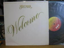 "SANTANA WELCOME VINYL LP 12"" RECORD"