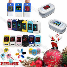 Fingertip LED/OLED Pulse Oximeter Spo2 PR Oxygen Monitor Oxymeter,Factory Sale!