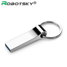 Mini Metal Key USB Flash Drive 8GB 16GB Pen Drive USB 2.0 Memory Stick