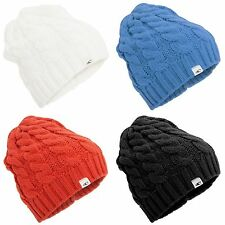 ONeill Womens/Ladies Classic Cable Beanie