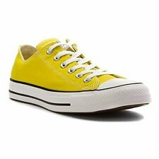 CONVERSE CHUCK TAYLOR ALL LOW TOP LEMON WOMENS 2016 SHOES *ALL SIZES BEST SELLER