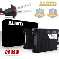 Aliens HID Xenon Headlight Replacement Kit 9005 9006 H1 H3 H4 H13 9005 9006 9007