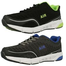 Mens Air Tech Trainers, Madrud