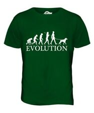 ROTTWEILER EVOLUTION OF MAN MENS T-SHIRT TEE TOP DOG LOVER GIFT WALKER WALKING