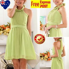 Green Girls Party Dress Jr Bridesmaid Wedding Formal Girl Dress Size 8 to 12