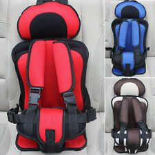 Safety Baby Child Car Seat Toddler Infant Convertible Booster Portable Chair DI