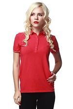Authentic Fred Perry Green Label Women's Polo shirt with Mini Laurel